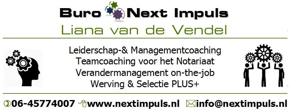 Buro Next Impuls zoekt een TOEGEVOEGD-NOTARIS (4 of 5 dagen) voor  Notarishuys Veldhoven in groeigemeente VELDHOVEN met stadse allure